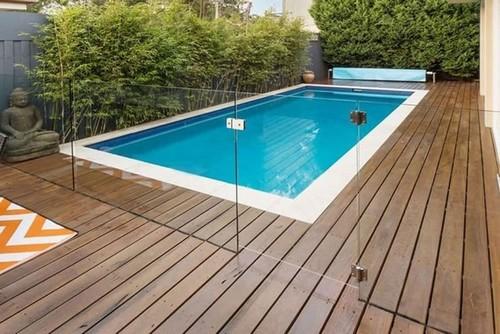 guarda corpo para piscina