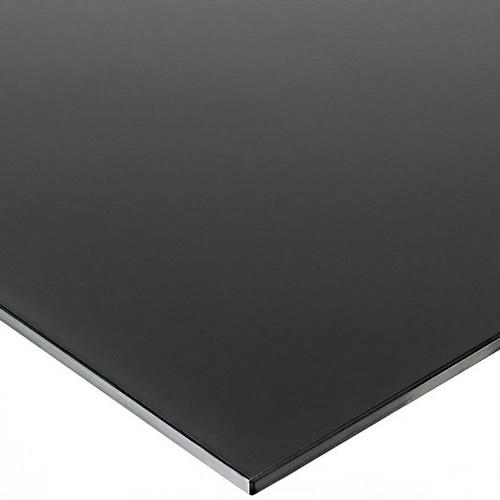 vidro temperado preto